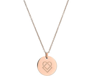 Liebeskind Keeploving Halskette rosé 45 cm