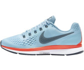 AIR ZOOM PEGASUS 35 - Laufschuh Neutral - blue orbit / bright citron / blue void YdwJjIU