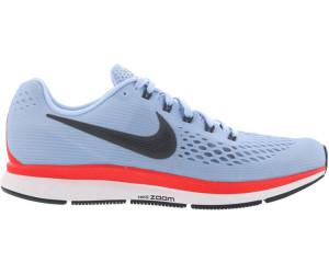 064214a46550b Buy Nike Air Zoom Pegasus 34 ice blue/bright crimson/white/blue fox ...
