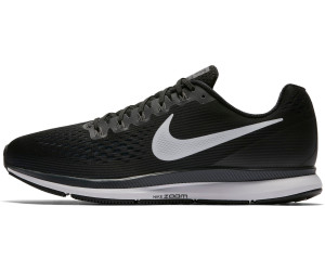 Oneste e pulite Nike Air Zoom Pegasus 34 Leather Red Nero
