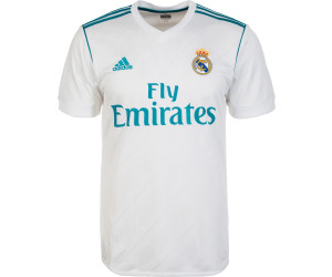 Buy Adidas Real Madrid Home Jersey 2017 2018 from £26.64 – Best Deals on  idealo.co.uk f765f3904d8e3