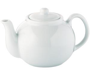 Cilio Teekanne 1,75 Liter weiß