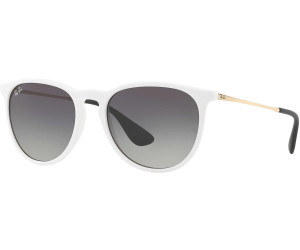 a15626deb1f3e5 Ray-Ban Erika RB4171 631411 (clear-gold grey gradient) ab 83,37 ...