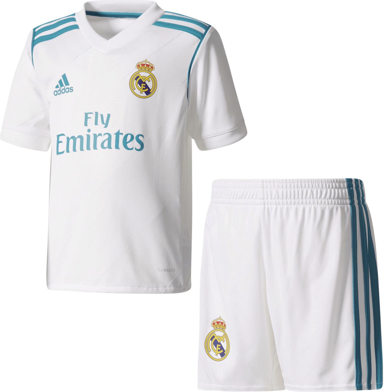 Adidas Real Madrid Home Mini-Kit 2017/2018