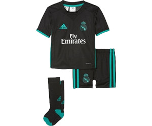 2e65ce952 Buy Adidas Real Madrid Away Mini-Kit 2017 2018 from £29.62 – Best ...