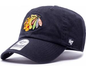 47 Brand Chicago Blackhawks Clean Up black