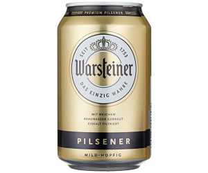 warsteiner premium pilsener 0 33l dose ab 7 60. Black Bedroom Furniture Sets. Home Design Ideas