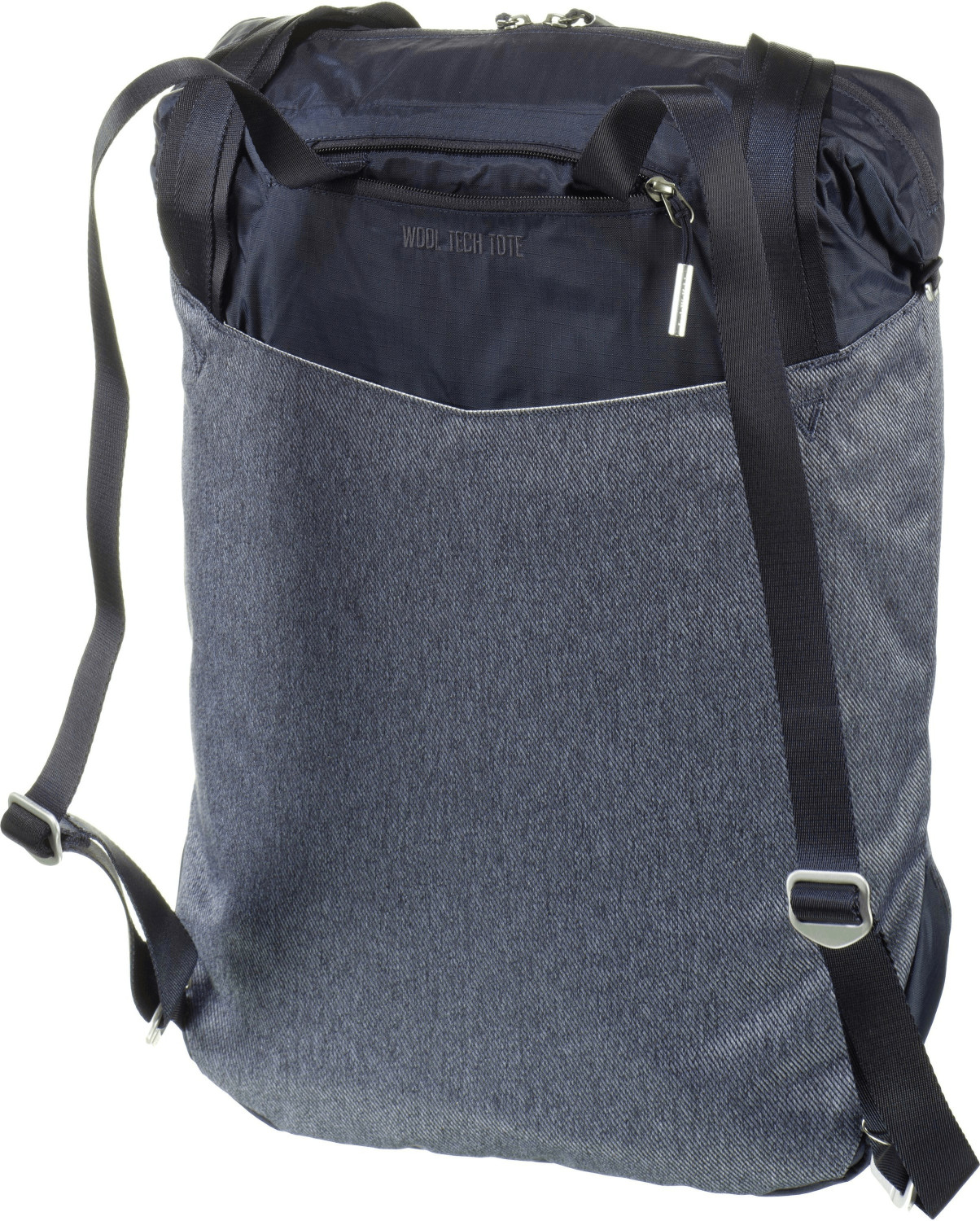 Jack Wolfskin Wool Tech Tote dark sky