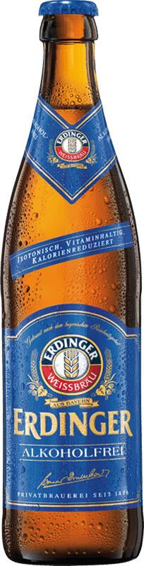 Erdinger Alkoholfreies Weizen 4002103019107