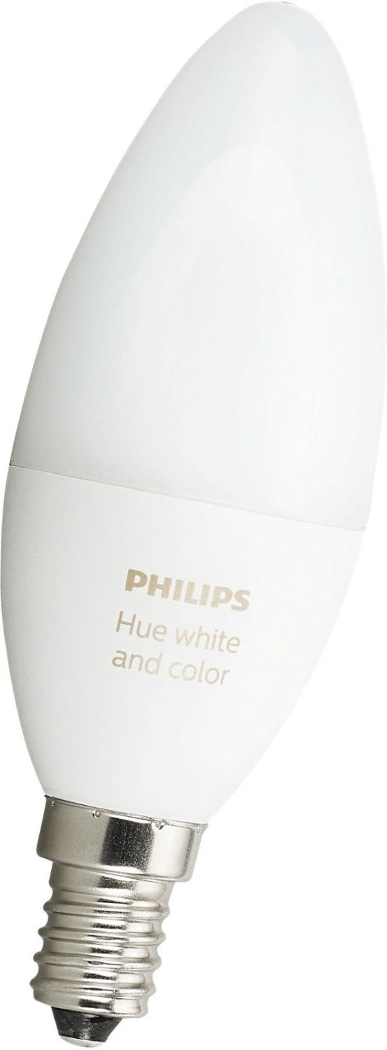 Philips Hue White Ambiance and Color LED 6,5 W E14