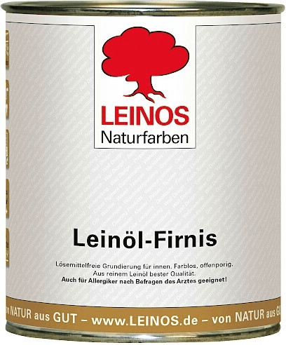 Leinos Leinöl-Firnis 0.75 l 230