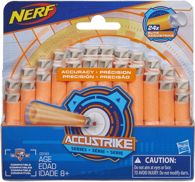 Nerf Accustrike - Dart Nachfüllpack 24 Stück