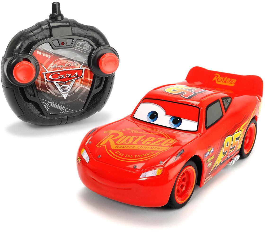 Dickie Cars 3 - Lightning McQueen RC Turbo Racer