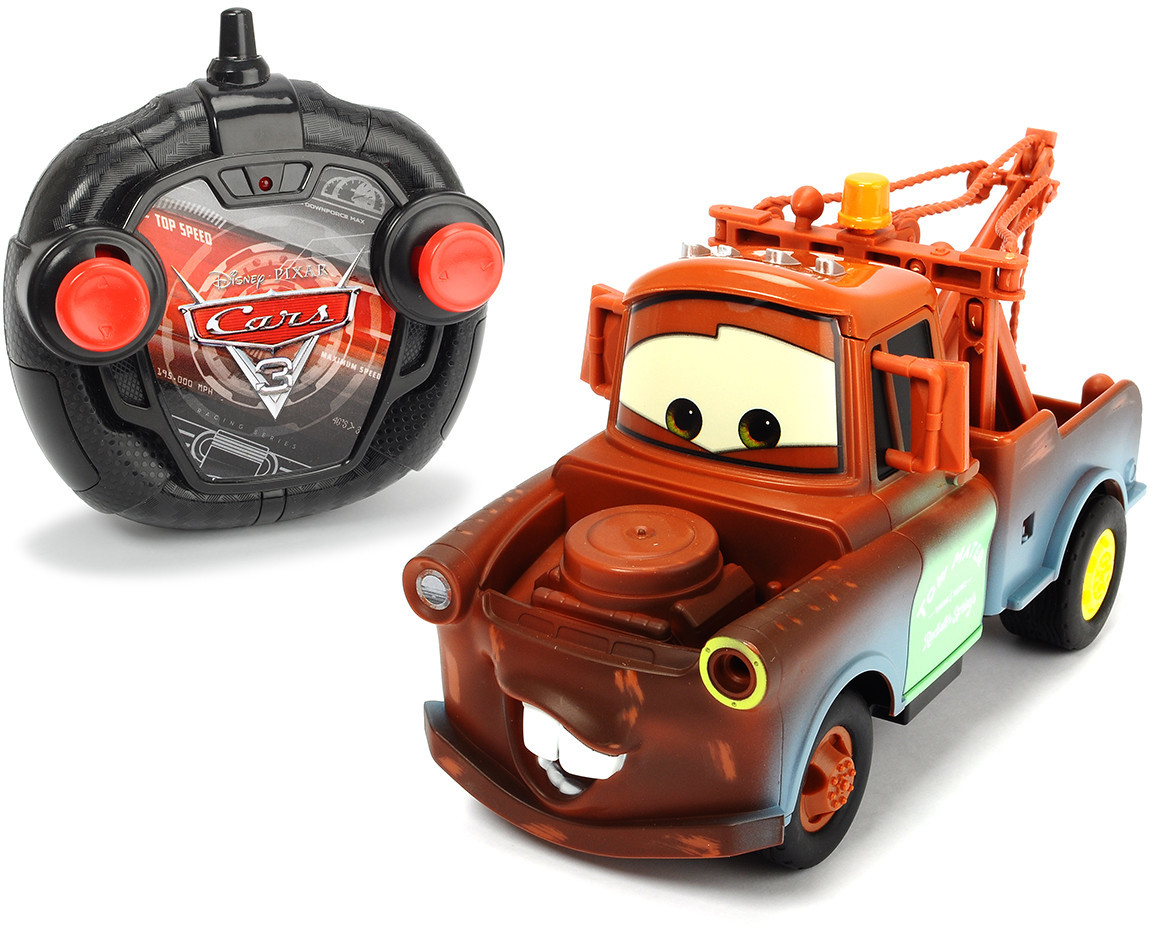 Dickie Cars 3 - Hook RC Turbo Racer