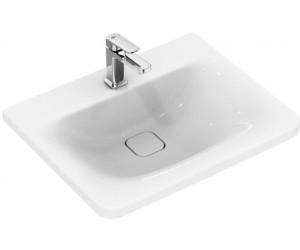 ideal standard tonic ii 61 5x49cm k083701 ab 114 72 preisvergleich bei. Black Bedroom Furniture Sets. Home Design Ideas