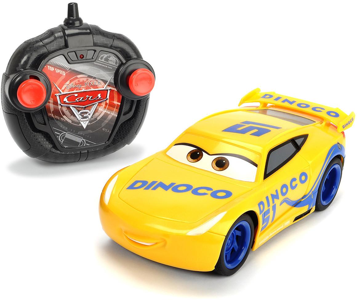 Dickie Cars 3 RC Turbo Racer Cruz Ramirez