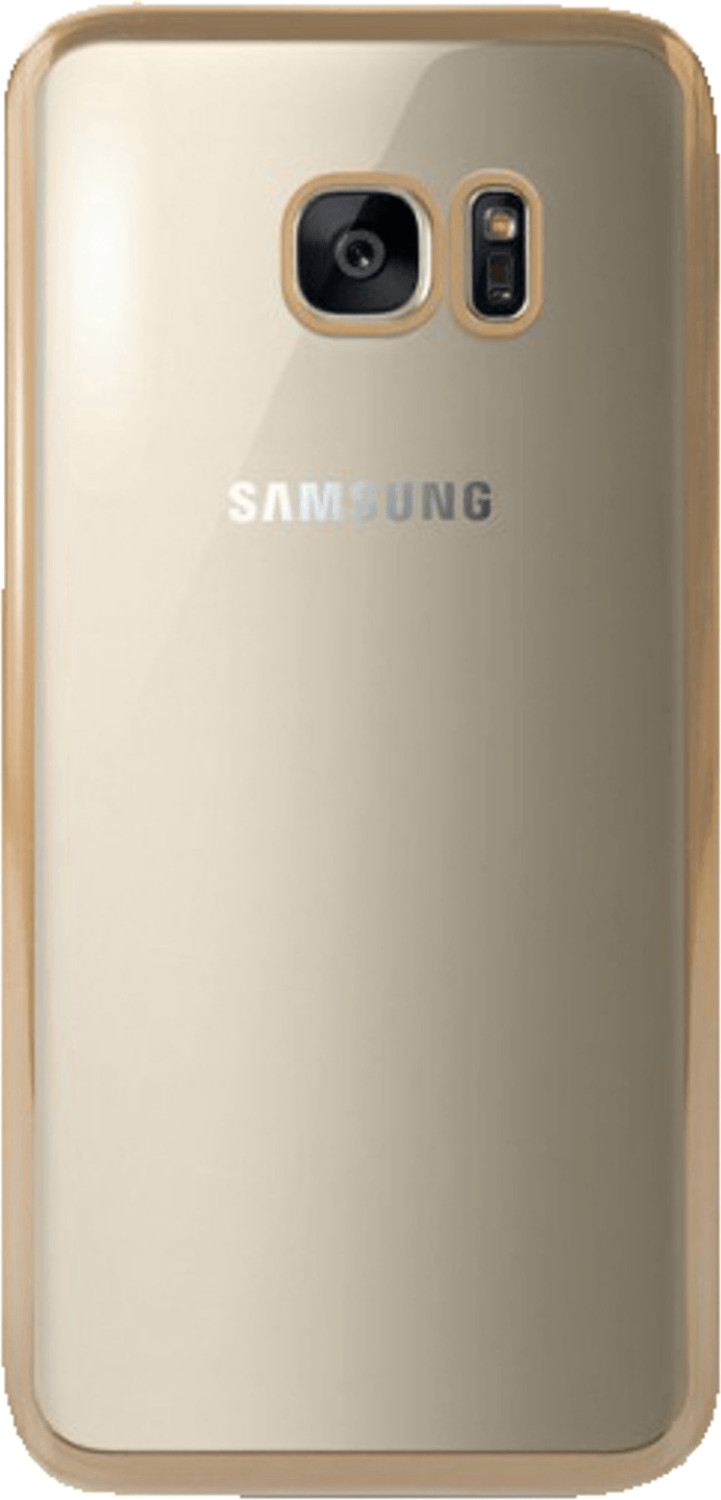 Cellulare - Accessori - Cover - Samsung Galaxy S7 Edge - Tucano Elektro Flex Oro