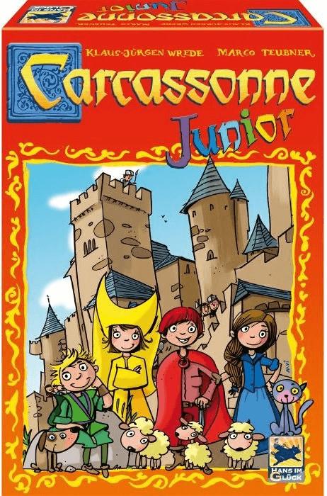 Hans im Glück Carcassonne Junior (48270)