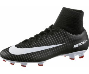 b2ce04b9648b ... black dark grey university red white. Nike Mercurial Victory VI Dynamic  Fit FG