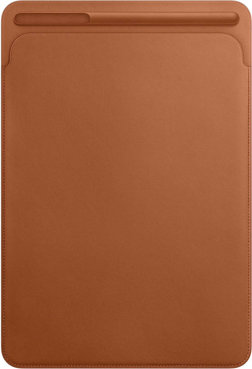 """Genuine Official Apple iPad Pro 10.5"""" Brown Leather Tablet Sleeve Case MPU12ZM/A"""