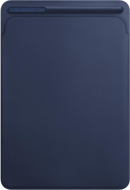 Apple iPad Pro 10.5 Lederhülle mitternachtsblau...