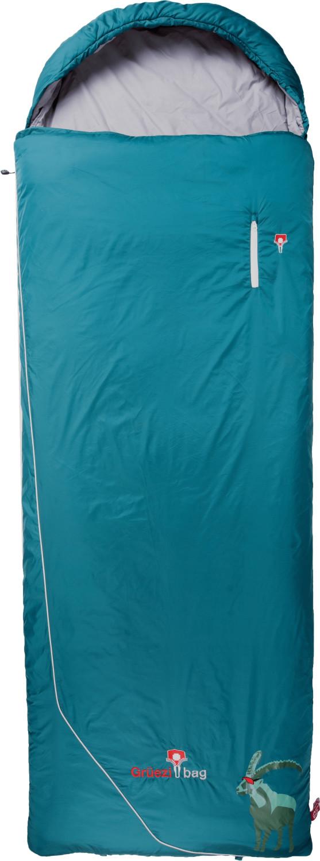 Grüezi Bag Biopod (Decke, Wolle, Goas)