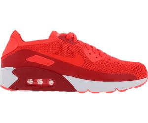 Nike Air Max 90 Ultra 2.0 Flyknit bright crimsonuniversity