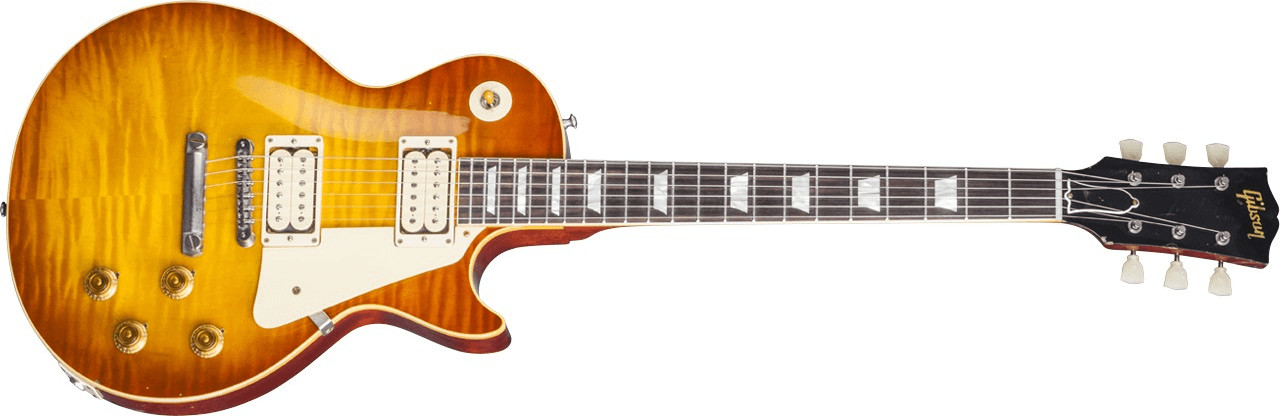 Gibson Custom Les Paul 1960 Collectors Choice 3...