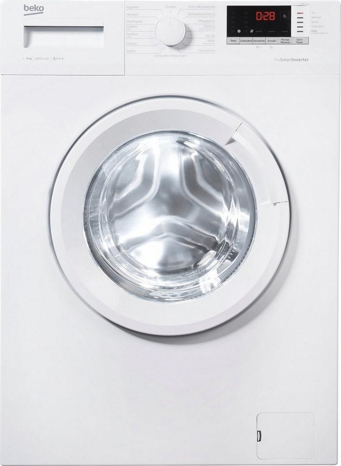 Rabatt Preisvergleichde Beko Waschmaschine Wmo 626