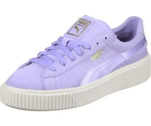 Puma Damen Sneakers Suede Platform Mono Satin Pink (71) 36 UQcMLX6Er
