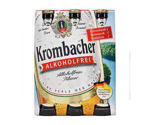 Krombacher Pils Alkoholfrei Ab 089 Preisvergleich Bei