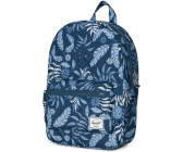 20c79754976 Herschel Heritage Kids Backpack aloha majolica blue rubber