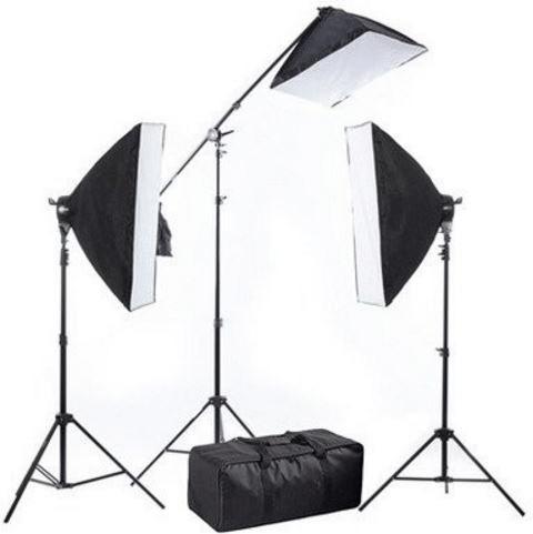 Bresser R-2240 Tageslicht-Set 1875W
