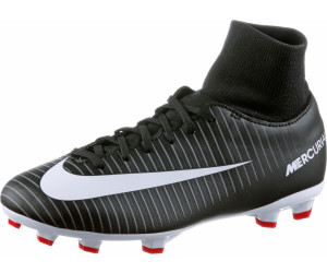 Nike Mercurial Victory VII Dynamic Fit FG Chaussures de Football, University Red/Black-Brigh