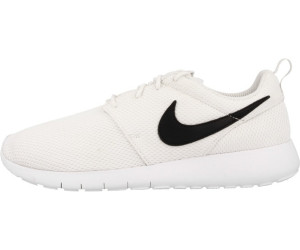 best sneakers 93805 01ad4 Nike Roshe One GS white black safety orange