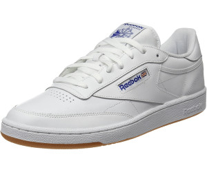 43f6488ede3fee Buy Reebok Club C 85 white royal gum from £51.13 – Best Deals on ...
