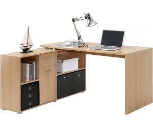 fmd schreibtisch lex ab 89 95 preisvergleich bei. Black Bedroom Furniture Sets. Home Design Ideas