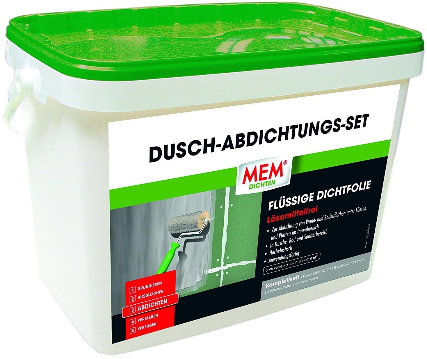 MEM Dusch-Abdichtungs-Set 8kg