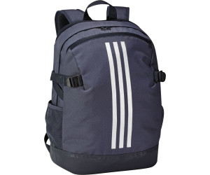 Adidas 3-Stripes Power Backpack M trace blue legend ink white ... 0da276389c6