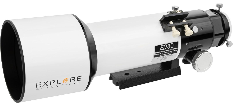 Image of Explore Scientific ED APO 80mm f/6 FCD-100 Alu HEX