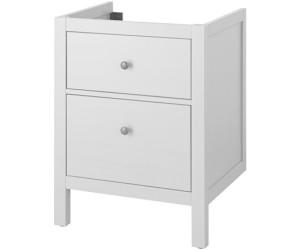 ikea hemnes waschbeckenschrank grau ab 149 00 preisvergleich bei. Black Bedroom Furniture Sets. Home Design Ideas