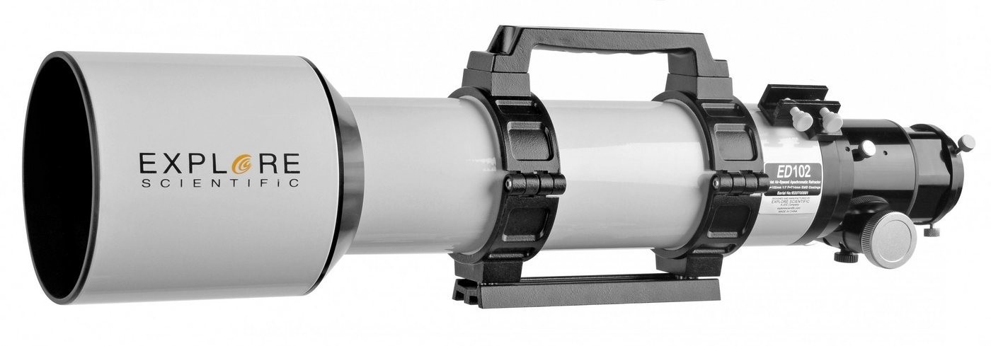 Image of Explore Scientific ED APO 102mm f/7 Alu FCD-100 Alu HEX