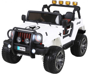 actionbikes kinder elektroauto wrangler offroad jeep. Black Bedroom Furniture Sets. Home Design Ideas