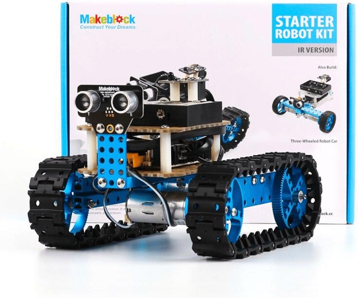 Makeblock Starter Robot Kit (Infrarot Version)