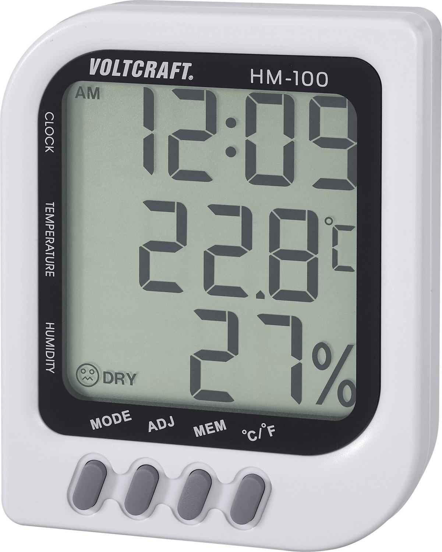 Voltcraft Luftfeuchtemessgerät HM-100