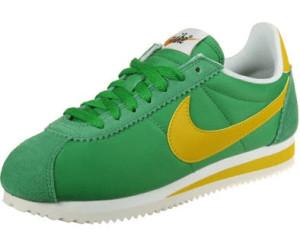 save off 9e0e8 75d9f authentic nike classic cortez nylon womens green yellow online 68caa 91de1   authentic nike classic cortez nylon premium wmn df9bd 89f9e