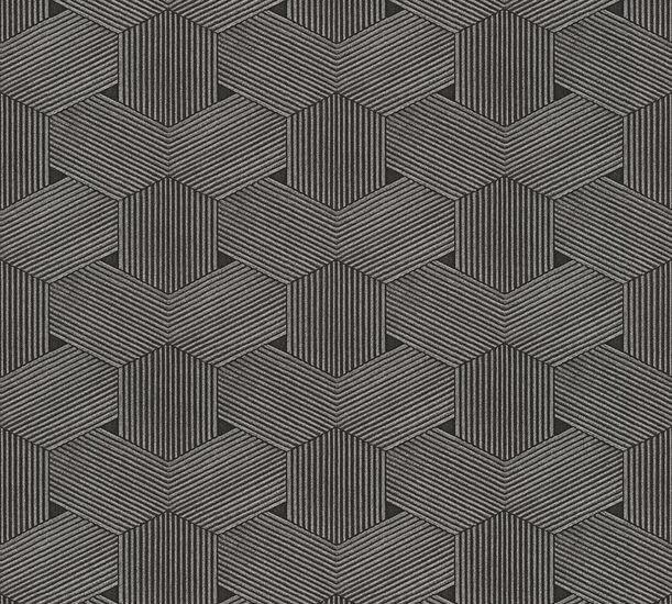 A.S. Creation Urban Life metallic schwarz(326593)