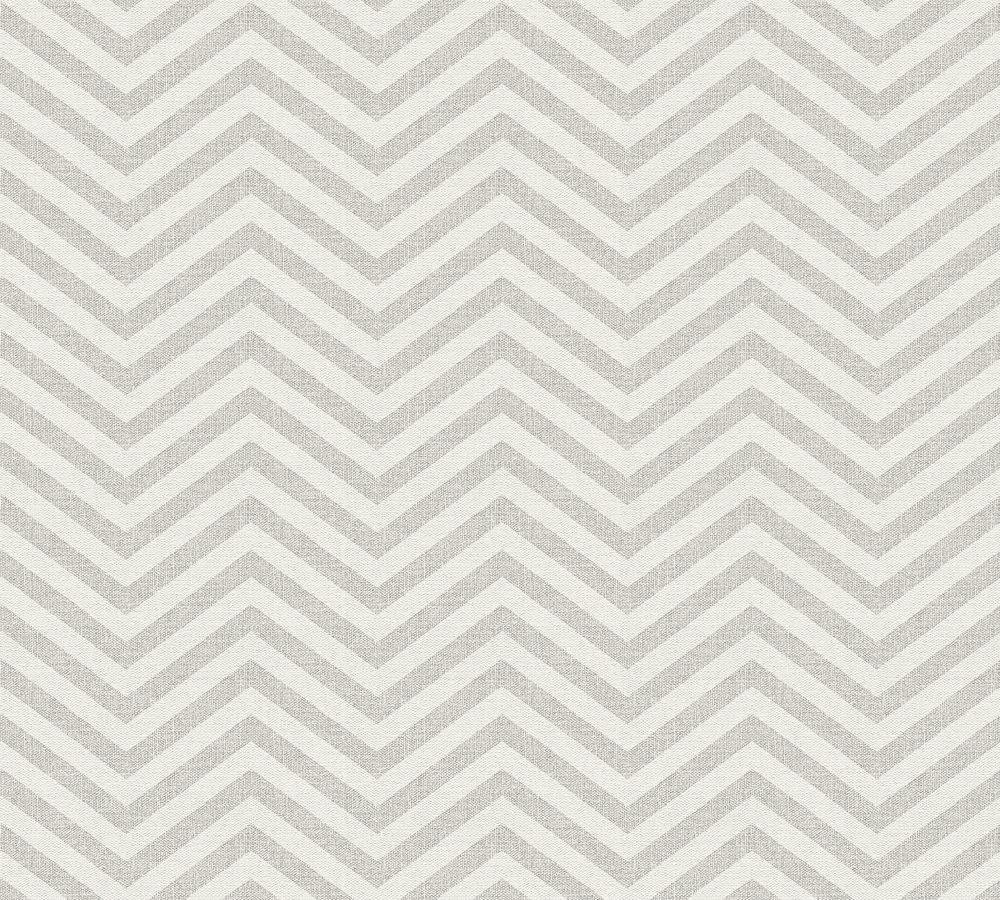 A.S. Creation Scandinavian Style gelb metallic weiß (341391)