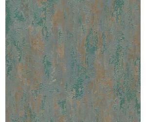 A.S. Creation Havanna braun grün metallic (326512) ab 15