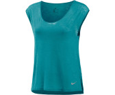 Nike Breathe Miler Cool Kurzarm Laufoberteil für Damen ab 17